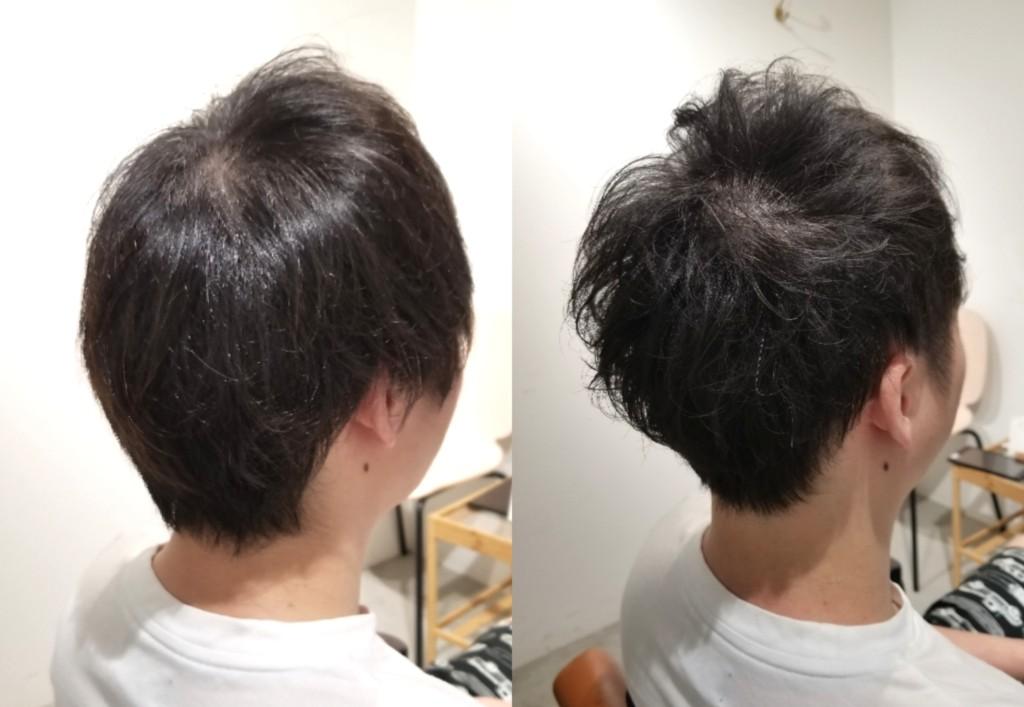 柔らかくぺたんこになりやすい髪にオススメの、メンズショートパーマ4選!!