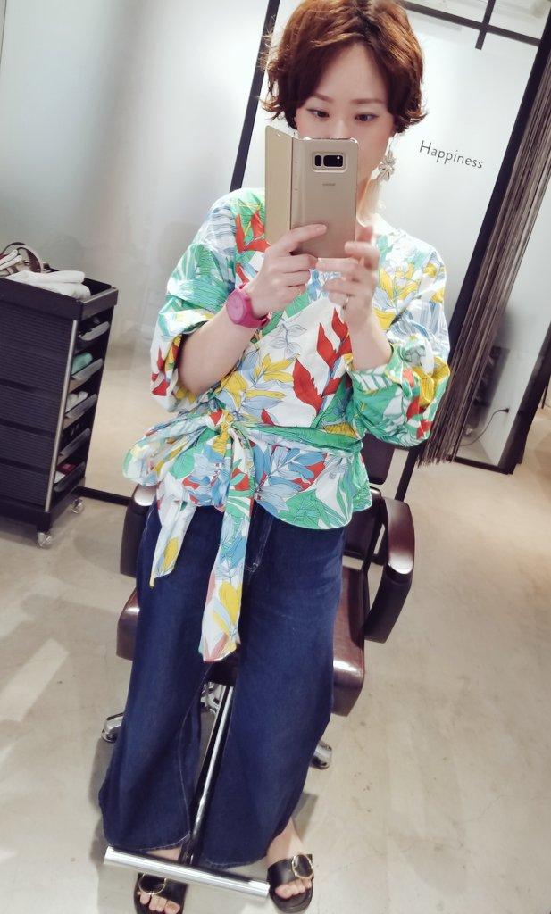 タナカアミが着る!大人女性の夏服コーディネート!!