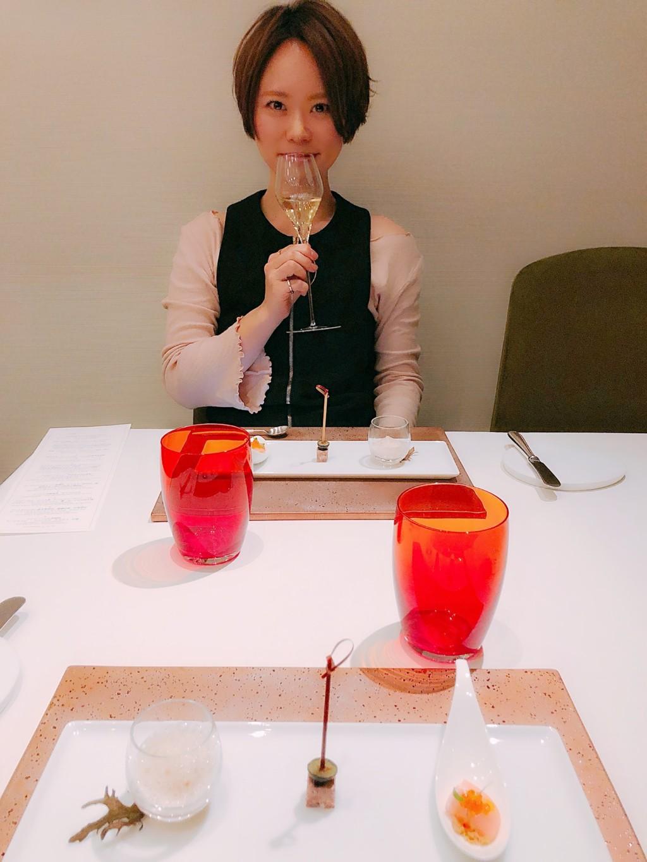 ミシュランの星付きレストランでとてもよい体験をさせていただきました!